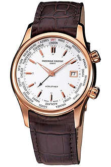 FREDERIQUE CONSTANT FC255V6B4 Constant Worldtimer Quartz watch