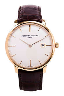 FREDERIQUE CONSTANT FC-306V4S5 slim-line automatic watch