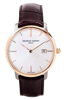 FREDERIQUE CONSTANT FC-306V4STZ9 slim-line automatic watch