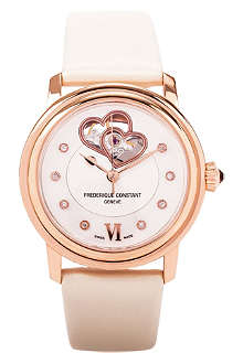 FREDERIQUE CONSTANT World Heart Foundation watch