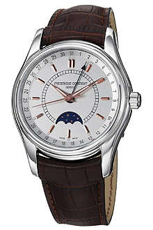 FREDERIQUE CONSTANT FC-330V6B6 stainless steel watch
