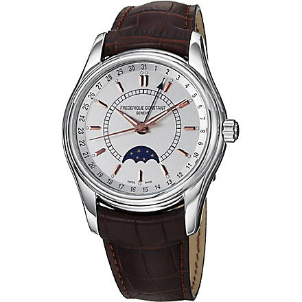 FREDERIQUE CONSTANT FC-330V6B6 stainless steel watch (Steel