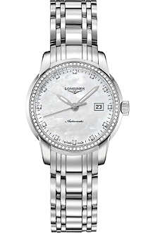 LONGINES L2.563.0.87.6 Saint-Imier stainless steel watch
