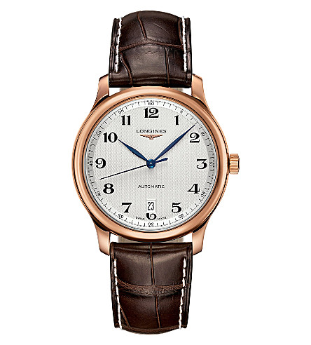 LONGINES L2.628.8.78.3 Master watch