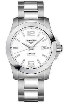 LONGINES L3.676.4.16.6 Conquest watch