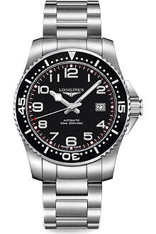 LONGINES L3.695.4.53.6 HydroConquest stainless steel watch