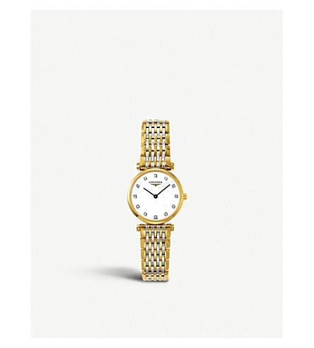 LONGINES L4.209.2.87.7 拉大 Classique 不锈钢手表