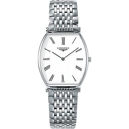 LONGINES L4.705.4.11.6 La Grande Classique stainless steel watch