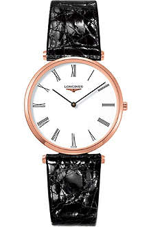 LONGINES La Grande Classique quartz watch l4.709.1.11.2