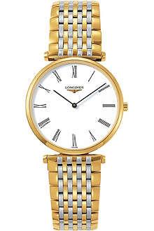 LONGINES L4.709.2.11.7 La Grande Classique stainless steel watch