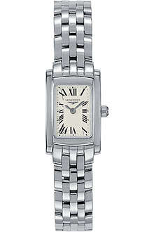 LONGINES L5.158.4.71.6 Dolce Vita stainless steel watch