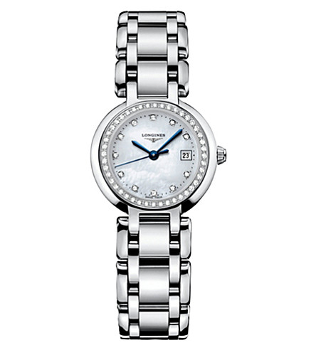 LONGINES l8.110.0.87.6 Prima Luna watch