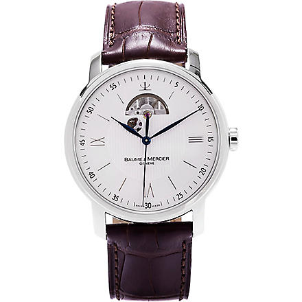 BAUME & MERCIER M0A08688 Classima Executives watch (Steel