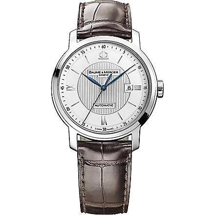 BAUME & MERCIER M0A08731 Classima Executives watch (Steel