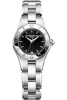 BAUME & MERCIER M0A10010 Linea stainless steel watch