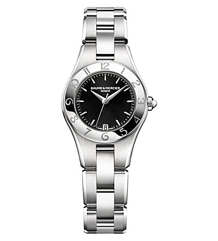 BAUME & MERCIER M0A10010 Linea stainless steel watch
