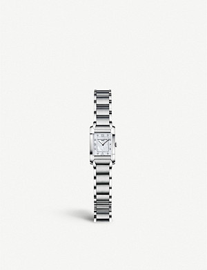 BAUME & MERCIER M0A10050 Hampton diamond watch