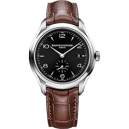 BAUME & MERCIER M0A10053 Clifton watch (Steel