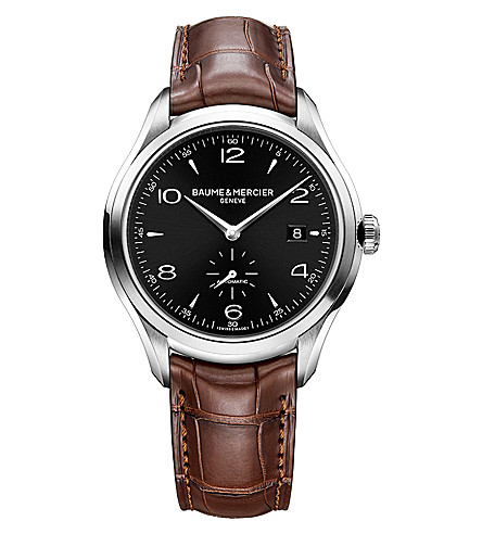 BAUME & MERCIER M0A10053 Clifton watch (Steel