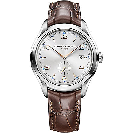 BAUME & MERCIER M0A10054 Clifton watch (Steel