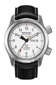 BREMONT Martin Baker MBII/AN stainless steel watch