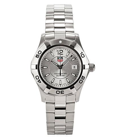 TAG HEUER WAF1412BA0823 Aquaracer watch 27mm (Steel