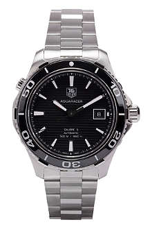 TAG HEUER WAK2110.BA0830 Aquaracer stainless steel watch