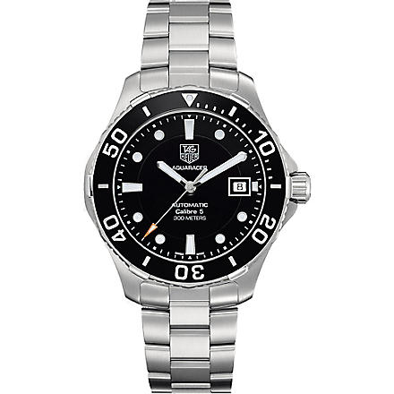 TAG HEUER Aquaracer 300m calibre 5 automatic watch 41mm