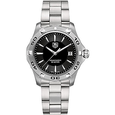 TAG HEUER Aquaracer 300m watch 39mm (Steel