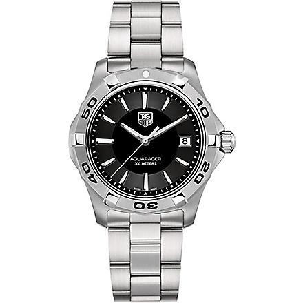 TAG HEUER Aquaracer 300m watch 39mm (Steel