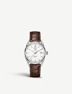 TAG HEUER WAR211B.FC6181 Carrera stainless steel watch