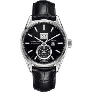 Carrera gmt grande date watch