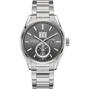 War5010.ba0723 carrera gmt grande date watch