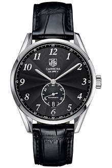 TAG HEUER Carrera calibre 6 heritage automatic watch 39mm