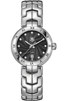 TAG HEUER Link Diamond Dial Roman Numeral 29mm