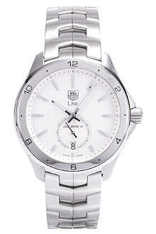 TAG HEUER Link Calibre watch