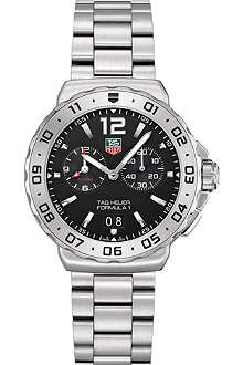 TAG HEUER Formula 1 grande date alarm watch 42mm