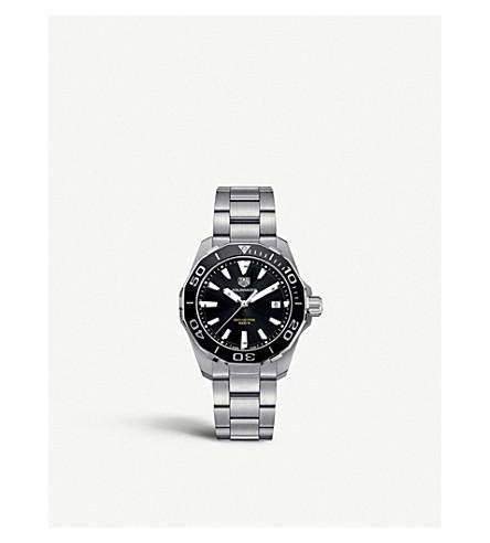 TAG HEUER WAY111ABA0928 潜不锈钢表 (黑色