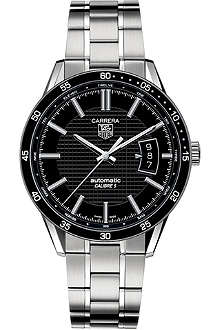 TAG HEUER Carrera calibre 5 automatic watch 39mm