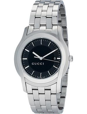 GUCCI YA055211 G-Class bracelet watch