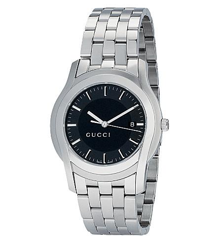 GUCCI YA055211 G-Class bracelet watch (Steel