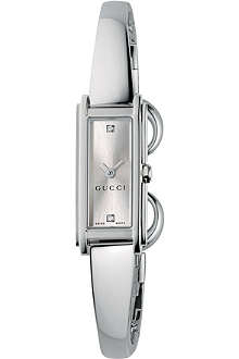 GUCCI YA109519 G-Line Collection stainless steel watch
