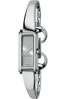 GUCCI YA109523 G Line bracelet watch