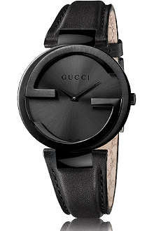 GUCCI YA133302 stainless steel watch