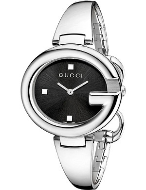 GUCCI YA134301 Guccissima stainless steel watch