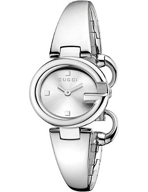 GUCCI YA134502 Guccissima stainless steel watch