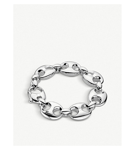 GUCCI Marina Chain medium sterling silver bracelet (Silver