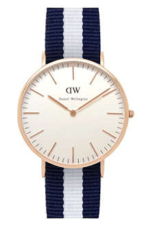 DANIEL WELLINGTON 0104DW Classic Glasgow watch