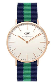 DANIEL WELLINGTON 0105DW Classic Warwick watch