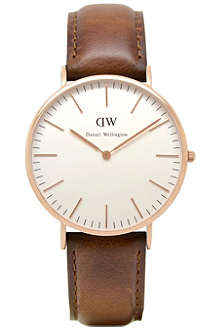 DANIEL WELLINGTON 0106DW Classic St Andrews watch